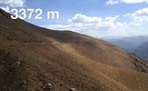 گزارش کاربردی از صعود به قله سماموس ،مازندران ،ترک gps مسیر