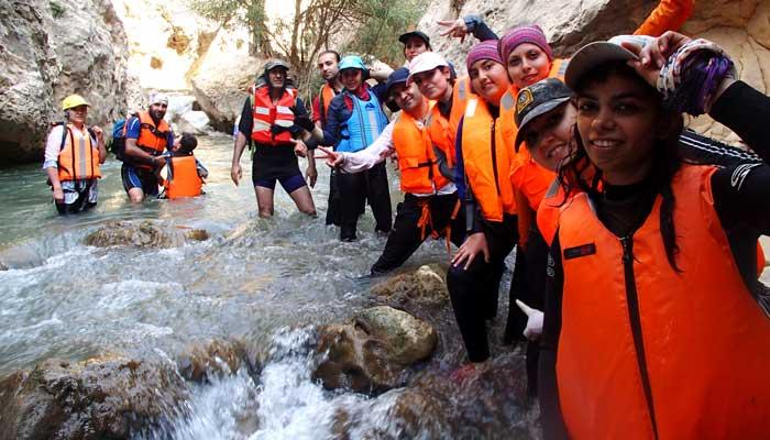 راهنمای بازدید از تنگ رودشیر سپیدان فارس+ترَک gps مسیر