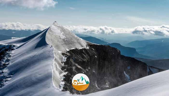 ذوب شدن یخچال ها ، روند نگرانکننده از دست رفتن برف کوه ها 🔺