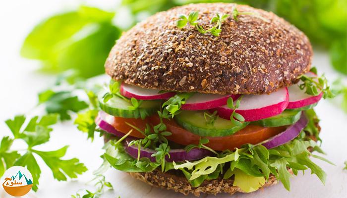 گیاهخواری سیستم ایمنی را تقویت می کند
