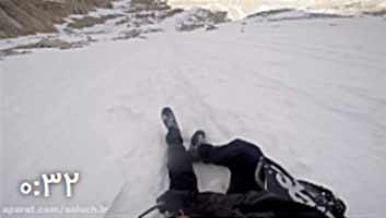 سقوط مرگبار از یخچال ویتنی کالیفرنیا
