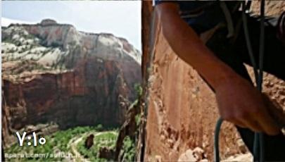 بازگشایی مسیر در دل صخره های خشن