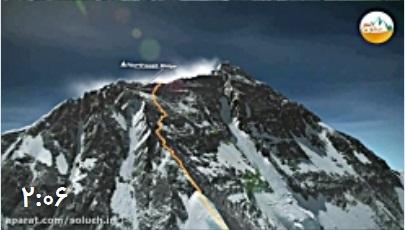 """""""صعود مجازی به قله اورست"""" واقعیت مجازی"""