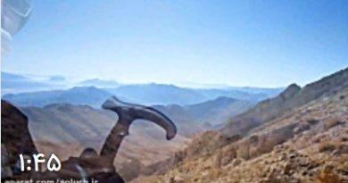 مستند فوق العاده از صعود پاییزی به قله رُنج فارس
