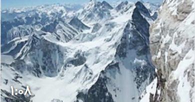 ویدئو فوق العاده از عظمت K2