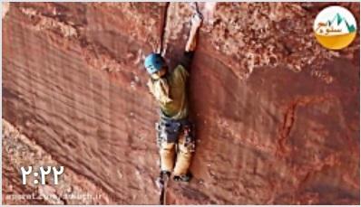 کلیپ دردناک از سقوط کوهنوردان 2