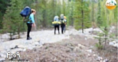 سفر هیجان انگیز به کوههای راکی آمریکا