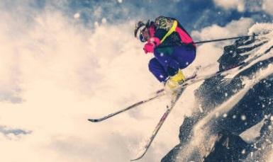 کلیپ فوق العاده پنجاه سال اسکی آزاد در یک نگاه