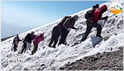 ویدئو کوههای ایران با صدای دلنشین فرهاد