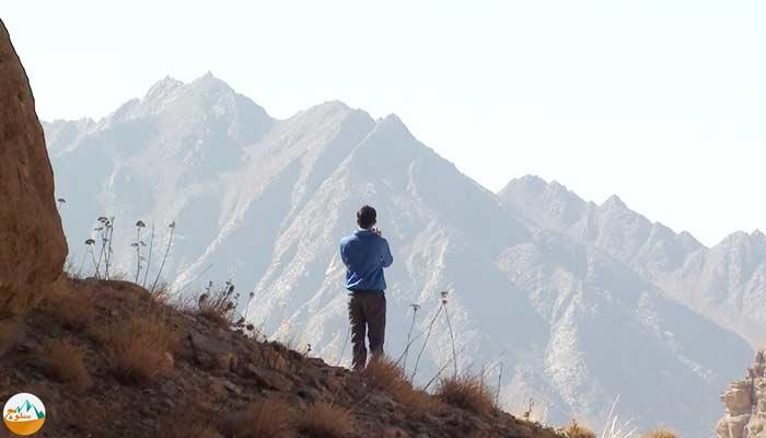 اگر درکوه گم شدید چه باید بکنید؟