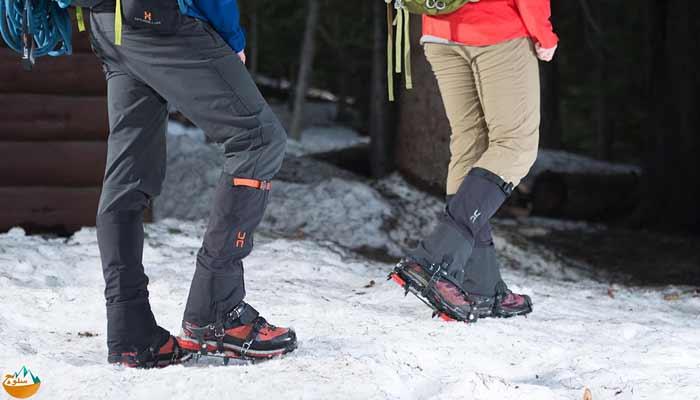 راهنمای خرید گتر کوهنوردی و طبیعت گردی