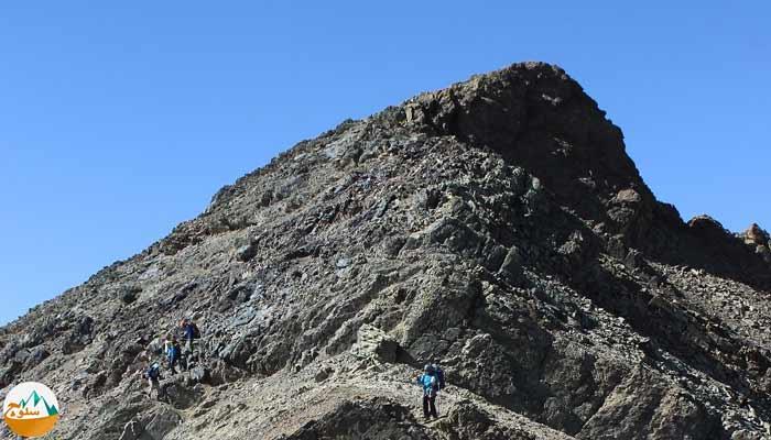 قله برج 4280 متر را بهتر بشناسیم