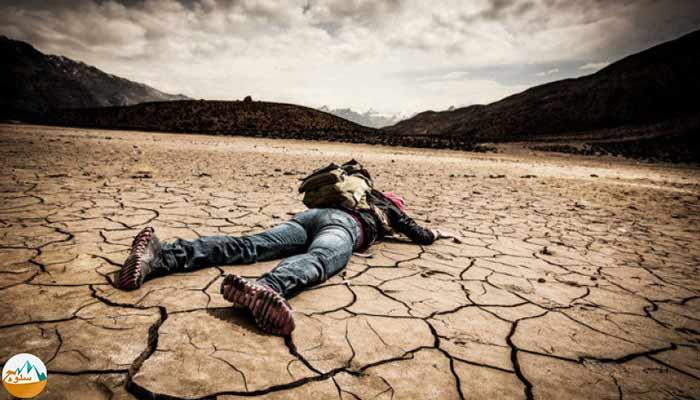 گرما زدگی در کوهنوردی