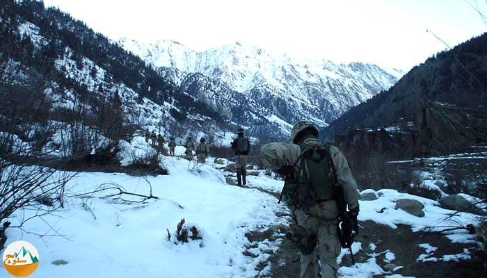 مستند فوق العاده، کوهنوردی به جای جنگ