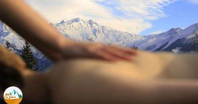 5 تاثیر خوب ماساژ بر بدن کوهنوردان