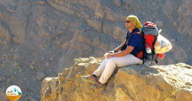 طبیعت گردی و کوهنوردی مسئولانه