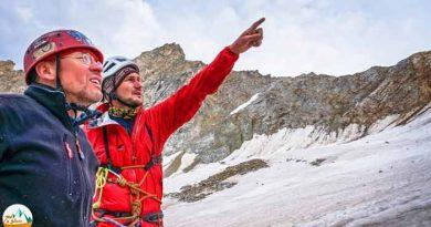 رهبری و زندگی کوهنوردی
