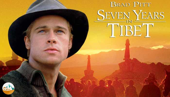 دانلود فیلم هفت سال در تبت Seven Years in Tibet 1997